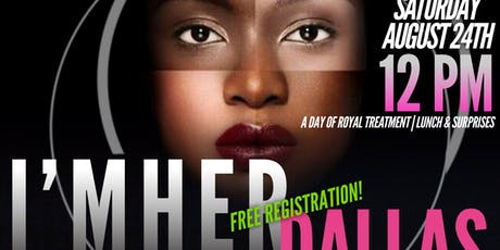 imHER DALLAS -FREE EMPOWERMENT LUNCH tickets