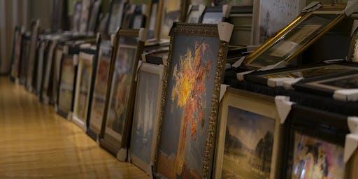 Imagination Library Art Auction Fundraiser