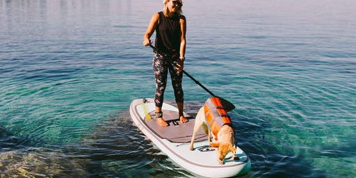 Stand-up Paddle Boarding Pilates