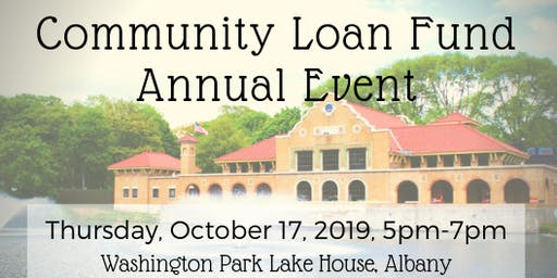 Community Loan Fund of the Capital Region Annual Event