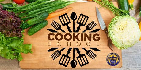 An Island Buffet with Margaret Prouse: WI Cooking School tickets