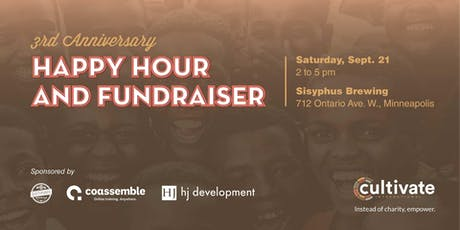 Happy Hour and Fundraiser tickets