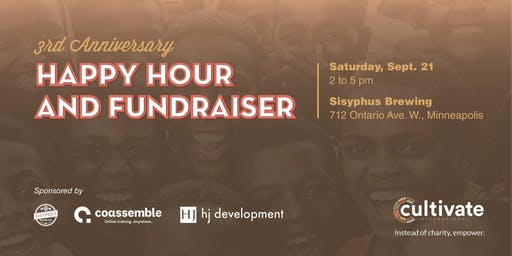 Happy Hour and Fundraiser