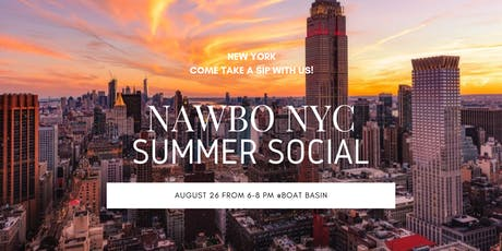 NAWBO NYC Summer Social  tickets
