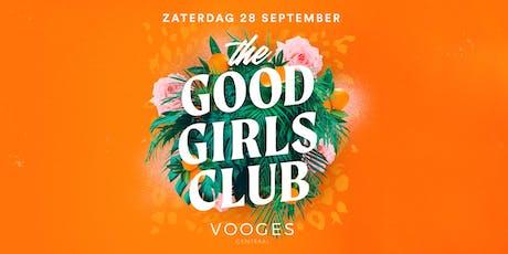 The Good Girls Club tickets