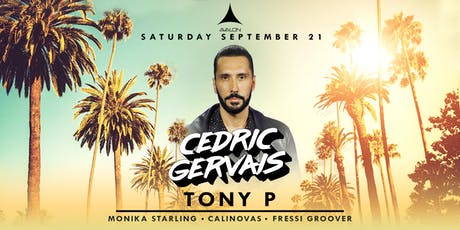 Avalon Presents: Cedric Gervais tickets