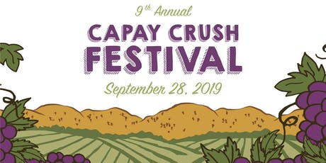 Capay Crush Festival 2019 tickets