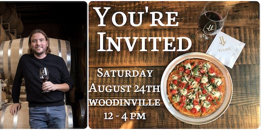 Summer Pizza Party & Wine Tasting