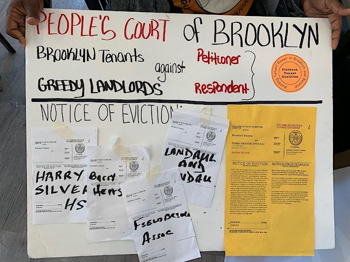 People's Tribunal on Evictions image