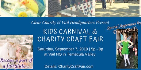 Kids Carnival & Charity Craft Fair | Fairy-tale Edition tickets
