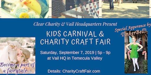 Kids Carnival & Charity Craft Fair   Fairy-tale Edition