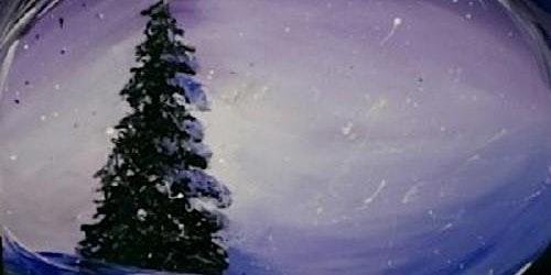Snow Globe - Tipsy Brush at Short Branch Saloon