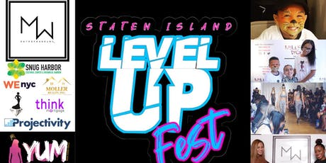 """Level Up Fest"" Staten Island's Entrepreneur Festival! tickets"