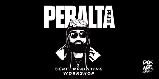 Peralta Project Screenprint Workshop