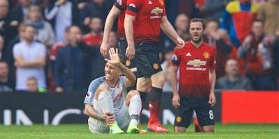 Manchester United V Liverpool  |  K/O 17:30