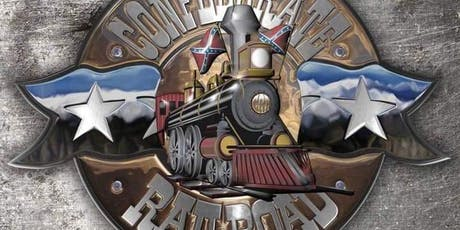 Confederate Railroad tickets