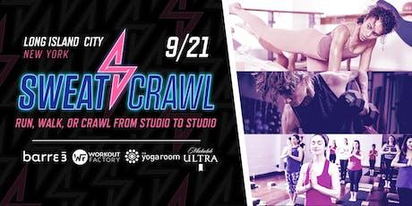 Sweat Crawl - Long Island City (NYC) - September 21st tickets