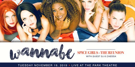 Wannabe A Spice Girls Tribute tickets