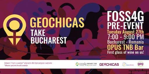Geochicas take Bucharest!