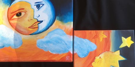 Family Painting: Create It Together! tickets