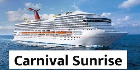 Cruise to the Bahamas 2020 tickets