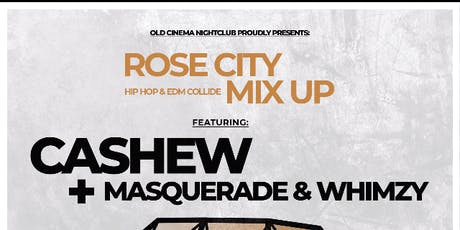 Rose City Mix Up tickets