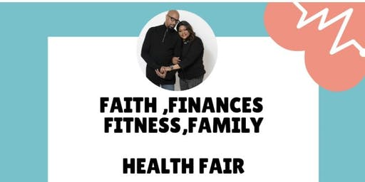 Faith Unitied Ministries Health Fair