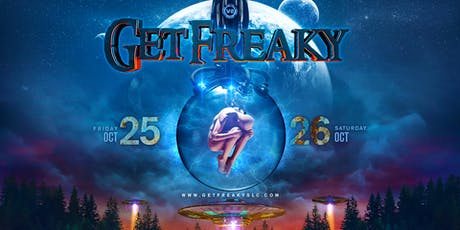 Get Freaky 2019 tickets