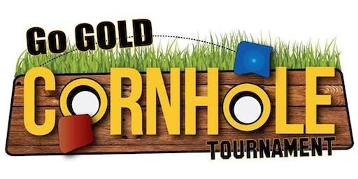 Go Gold Cornhole Tournament 2019