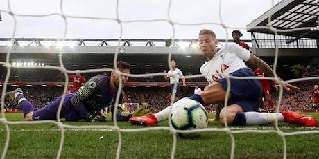 Liverpool V Tottenham Hotspur     K/O 16:30  (U18s permitted) tickets