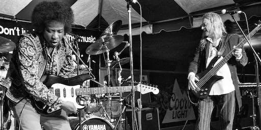 Purple Haze-- Jimi Hendrix tribute featuring Ralph Woodson