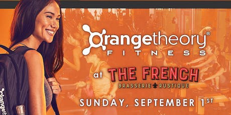 Brunch & Burn: Orangetheory Fitness and The French tickets