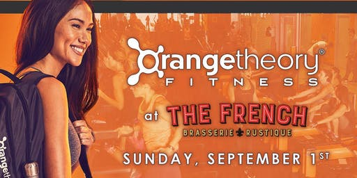 Brunch & Burn: Orangetheory Fitness and The French