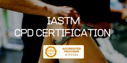 IASTM CPD Course (Instrument assisted soft tissue manipulation)