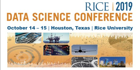 2019 Rice Data Science Conference tickets