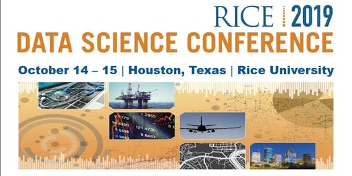 2019 Rice Data Science Conference