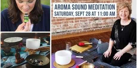 Aroma Sound Meditation tickets