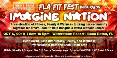 FLA Fit Fest: Imagine Nation -  Fred's Team Imagine a Day without Cancer tickets