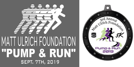 2019 Matt Ulrich Memorial Pump & Run 5k
