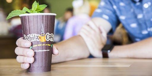 Philz Coffee Soft Opening: Hyde Park