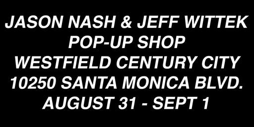 Jason Nash & Jeff Wittek Pop-Up Shop