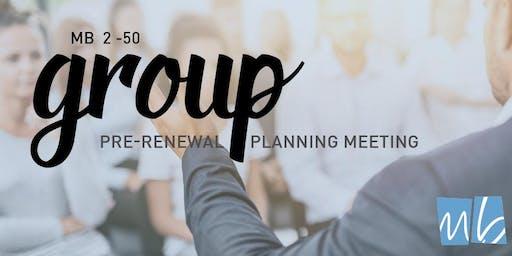 Anthem Pre-Renewal Meeting Webinar