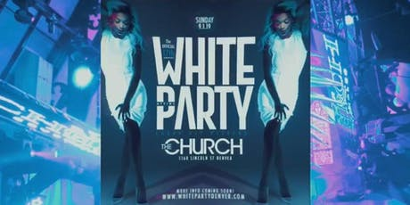 3DEEP 17th Annual Labor Day Sunday ALL White Party Denver tickets