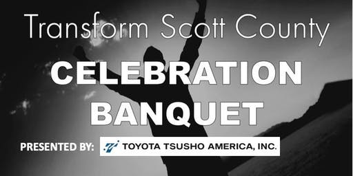 Transform Scott County Celebration Banquet 2019