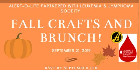 Crafts and Brunch (Fundraiser to help fund Cancer Research) tickets