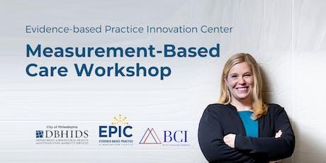 Measurement-Based Care Workshop tickets