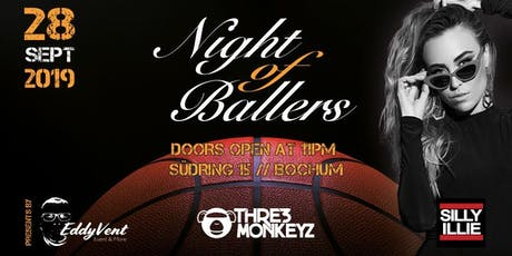 Night Of Ballers Tickets