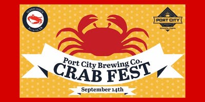 Port City Brewing Co. Crab Fest