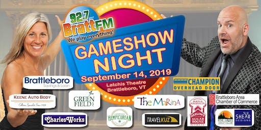 BrattFM Gameshow Night
