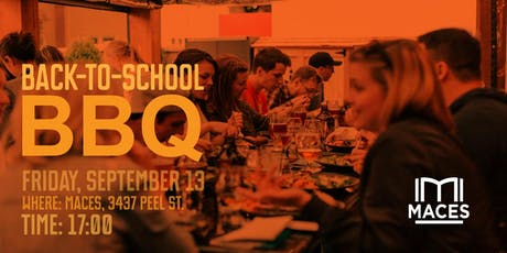 MACES Fall Back-to-School BBQ tickets